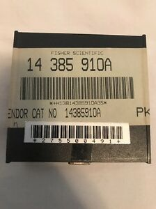 Fisherbrand Fisher Scientific Cell Std Rectangular 10mm 14 385 910a 2 Pack