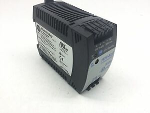 Allen Bradley 1606 xle30e 24 Volt Dc Power Supply 30w