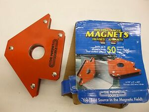 New Welding Angle Magnets Wma50