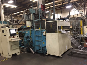 Lyle 140 Fh Thermoformer Removed Running New 1995