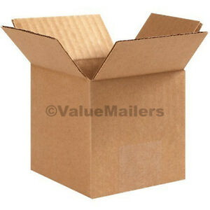 25 15x10x12 Cardboard Shipping Boxes Cartons Packing Moving Mailing Storage Box