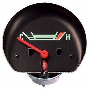 1967 1968 1969 1970 1971 1972 Chevy Pickup Pu Truck Temperature Gauge Red Needle