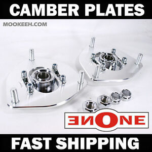 Mk1 Adjustable Camber Plates 07 11 Toyota Camry With Coilovers Coilover Kit