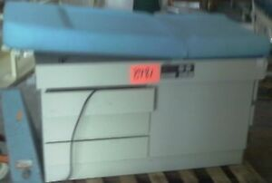 Umf 5150 Medical Exam Table With Ob gyn Stirrips Newly Recovered Top Guarentee