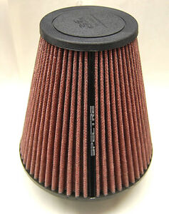 Spectre Hpr9611 Cold Air Intake Cone Filter Fits 3 5 89mm Inlet Tube