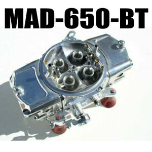 650 Cfm Mighty Demon Annular Blow Thru Turbo Carb Mad 650 bt Free Usa Shipping