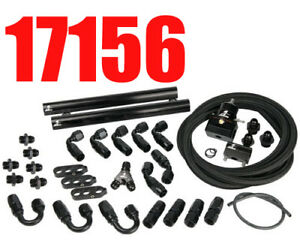 Aeromotive 17156 2010 Ford Cobra Jet Fuel Rail Kit In Stock Ready To Ship