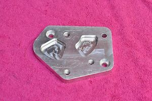 Hurst Shifter Mounting Plate Ford Top Loader T 10 3176 New Take Off