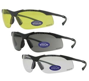 Titus Emt Series Contour Safety Glasses Shooting Motorcycle Protection Ansi Z87