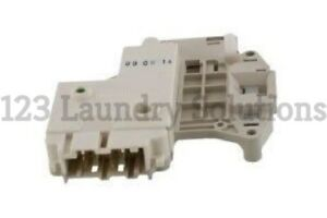 New Washer dryer Assy Door Latch switch Pkg For Cissell 802317p