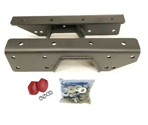 C Notch Rear Axle C Support Fits 73 87 Chevy C 10 Pickup Suspension Lowering C10