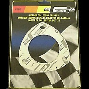 Mr Gasket 3 Hole 2 1 2 Header Collector Exhaust Flange Gaskets 76c 1 Pair