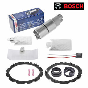 New Bosch Fuel Pump And Strainer K9261 For Ford Lincoln 98 04