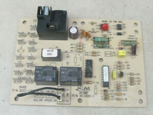 Icm Controls Ak1006 1 Heat Pump Defrost Control Circuit Board Bard 8201 102