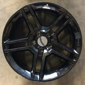 1994 2014 Ford Mustang Gt500 Wheels Black 18x9 Free Shipping