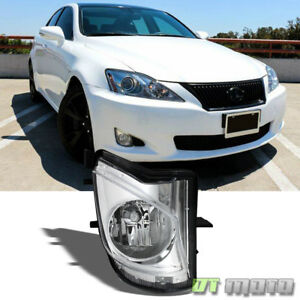 For 2006 2010 Lexus Is250 Is350 Passenger Side Bumper Fog Light Lamp Right 06 10