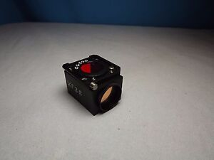 Omega Nikon Xf38 Orange Microscope Fluorescence Filter Cube Og590 Tritc Cy3