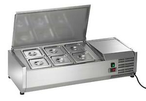 Arctic Air Acp40 40 Refrigerated Counter top Prep Unit