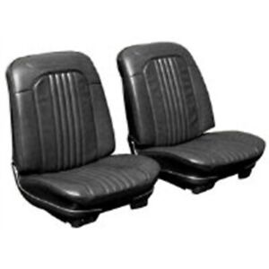 Pui 71as10u Bucket Seat Upholstery 1971 72 Chevelle Pair