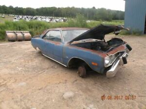 1970 1976 Dodge Dart Heater Core No Ac