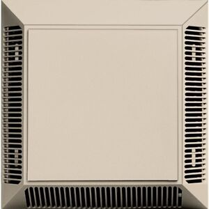 Builders Edge Polypropylene Exhaust Vent Ventilation Air Ceiling Bathroom Fan