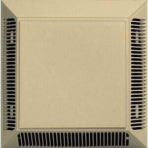 Builders Edge Polypropylene Durable Exhaust Air Vent Bathroom Ventilation Fans