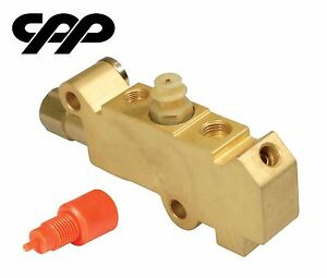 Cpp Gm Proportioning Prop Valve Disc Disc And Prop Valve Bleed Tool Combo