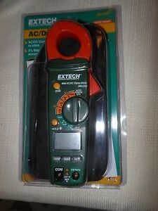 Extech Ma 220 Ma220 400a Ac dc Clamp Meter