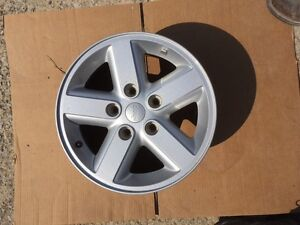 Jeep 16 5 Lug Wheel With Cap 4 Available