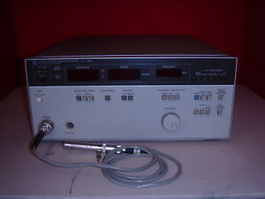 Hp agilent 4193a W probe Vector Impedance Meter 0 4 To 110mhz