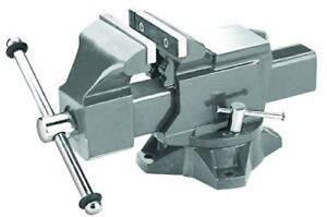 59114 Heavy Duty Swivel Bench Vice 5 inch