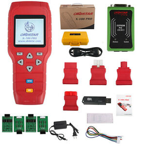 Obdstar X 100 Pro Auto Programmer C D Type For Immo Odometer Obd Software