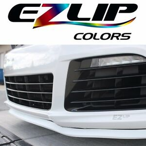The Original Ez Lip Colors White Universal Body Kit Air Spoiler Ezlip Easy