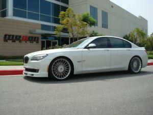 Megan Racing Lowering Springs Drop Kit For 09 15 Bmw 7 Series 11 15 Alpina B7