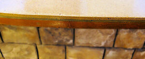 Banded Concrete Countertop Edge Form