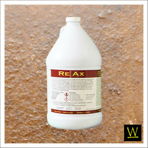 Walttools Re ax Reactive Concrete Stain 1 Gal redwood 12 Colors Available