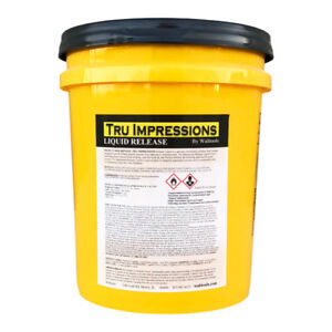 Liquid Release For Concrete Stamps Countertop Edge Forms And Tools 5 Gallon