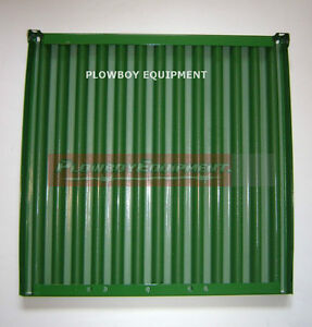 Ar72950 Lh Rh Side Screen For John Deere 1520 2020 2030 2130 2440 2630 2640