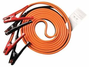 Westward 5rxg7 Booster Cable sd 6 Awg 16 Ft std Jaw