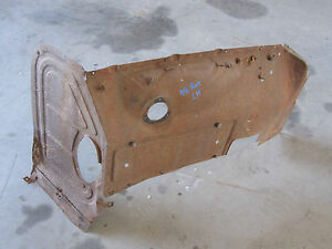 1948 48 Pontiac Silverstreak Fastback Lh Front Inner Fender 1947 Oem Hot Rat Rod