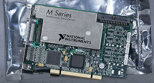 National Instruments Ni Pci 6250 M Multifunction High speed I o Daq Device Card