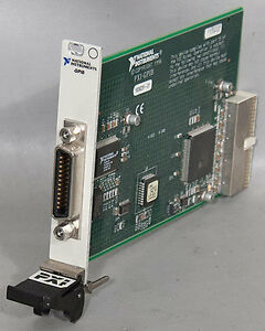 National Instruments Pxi gpib Ieee 488 High performance Controller Board