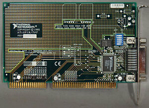 National Instruments At gpib tnt High performance Isa Gpib Interface Card