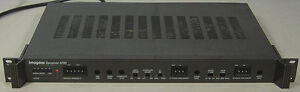 Antec Imagess Head end Ird Satellite Receiver 4700