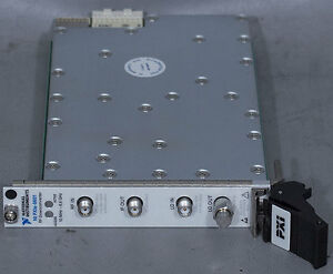 National Instruments Ni Pxie 5601 Rf Downconverter Module 10 Mhz 6 6 Ghz