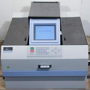 Perkin Elmer Wallac 1470 002 Wizard Gamma Counter Cpm manual 550 Samples