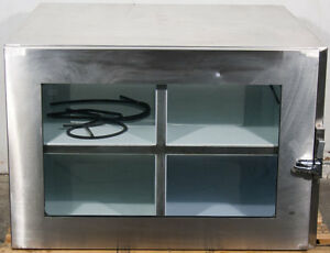 Stainless Steel Cleanroom Pass Through clean Room 4 Chamber 9 625 x15 x36