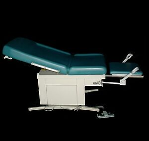 Umf Medical 5080 Power Obgyn Patient Exam Table Chair 400lb Max Capacity Hi low