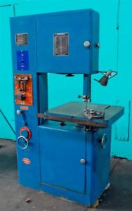 Powermatic 20 Vertical Band Saw With Blade Welder
