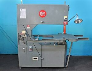 Grob 36 Vertical Metal Cutting Band Saw 1634
